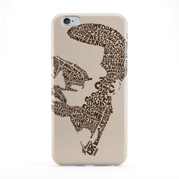 Kanye West Full Wrap Protective Phone Case by Sean Williams