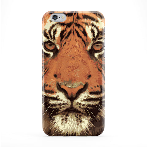 Tiger Face Phone Case by Tom Pearson