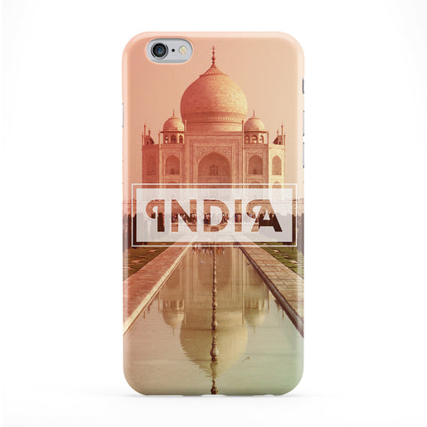 Taj Mahal India Phone Case by Tom Pearson