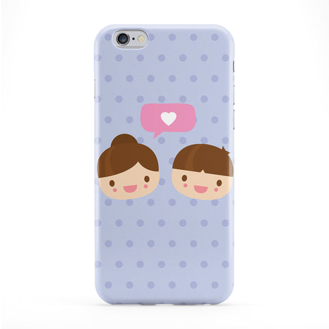 Love Couple Phone Case by Tom Pearson