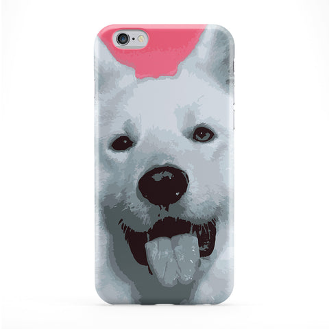 Huskie Dog Phone Case by Tom Pearson