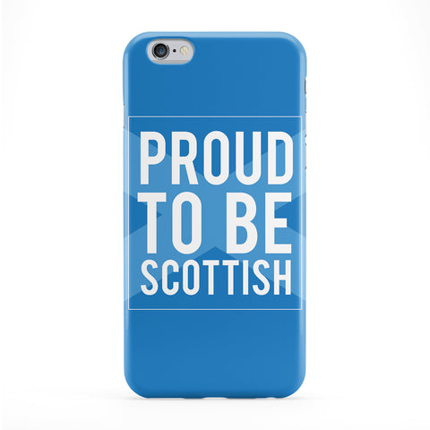 Proud To be Scottish Phone Case by Tom Pearson