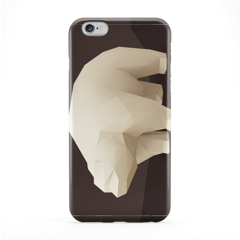 Poly Bear Bear Phone Case by Tom Pearson