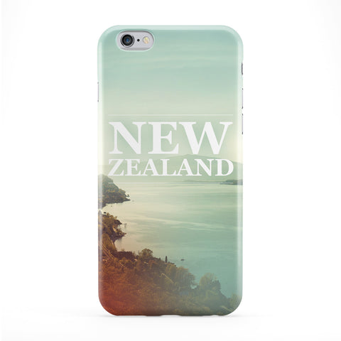 New Zealand Phone Case by Tom Pearson