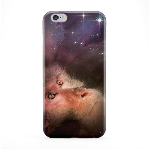 Monkey Space Phone Case by Tom Pearson