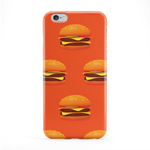 Burger Phone Case by Tom Pearson