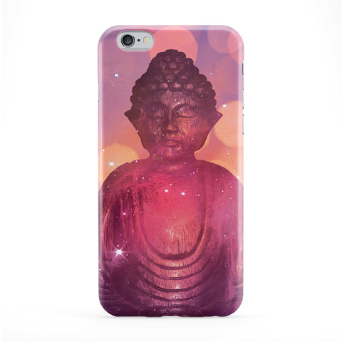 Buddha Full Wrap Protective Phone Case by Tom Pearson