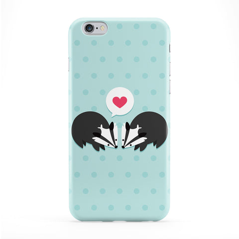 Badgers Phone Case by Tom Pearson