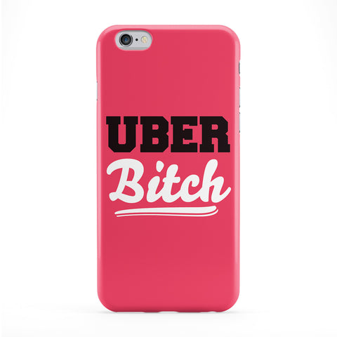 Uber Bitch Phone Case by textGuy