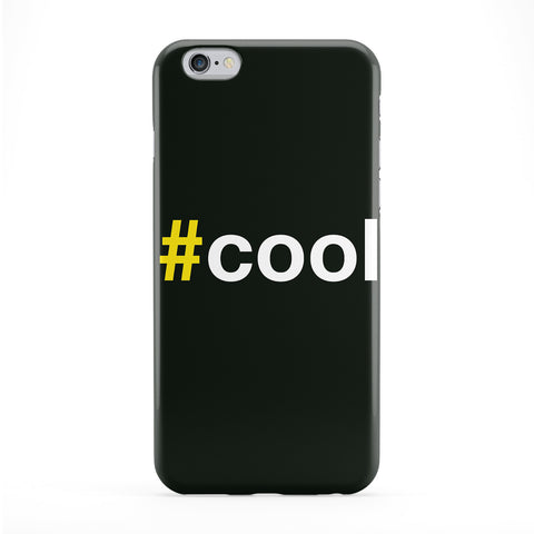 Hashtag Cool Full Wrap Protective Phone Case by textGuy