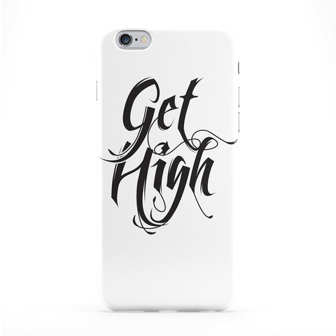Get High Full Wrap Protective Phone Case by textGuy