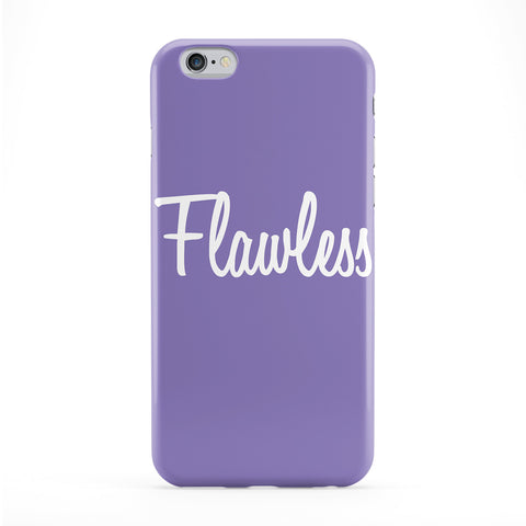 Flawless Full Wrap Protective Phone Case by textGuy