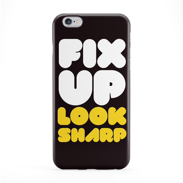 Fix Up Look Sharp 02 Full Wrap Protective Phone Case by textGuy