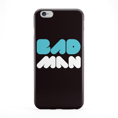 Bad Man Full Wrap Protective Phone Case by textGuy