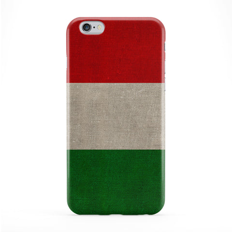 Canvas Flag of Italy - Italian Flag - bandiera d'Italia Phone Case by UltraFlags