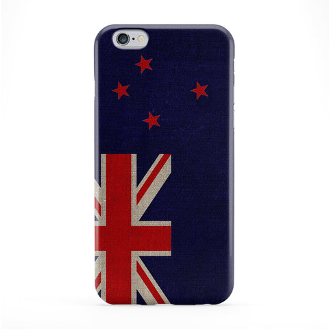 Canvas Flag of New Zealand Phone Case by UltraFlags