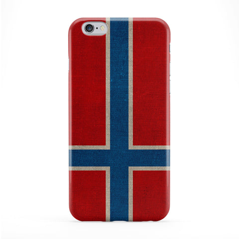 Canvas Flag of Norway - Norwegian Flag Phone Case by UltraFlags