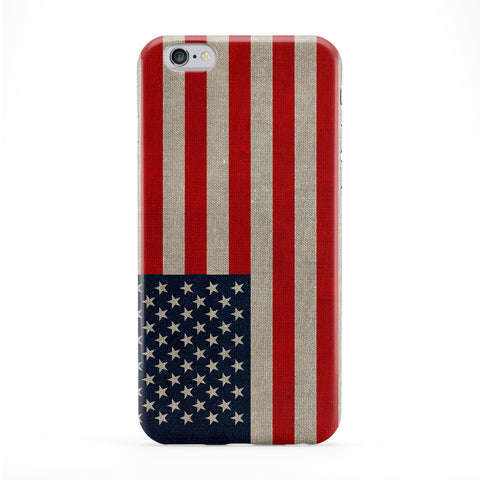 Canvas Flag of United States - US Flag - American Flag - USA Flag Phone Case by UltraFlags