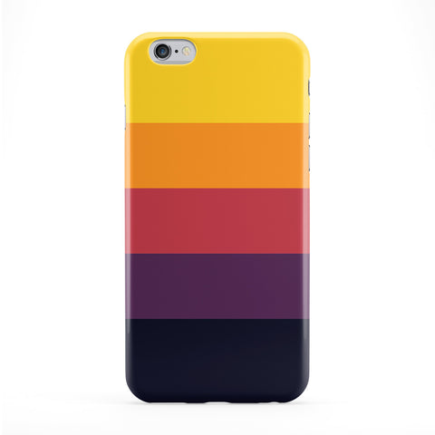 Heat Color Harmony Stripes Phone Case by UltraCases