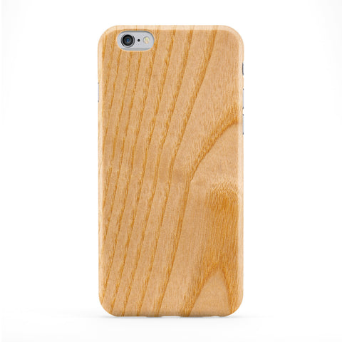 Light Wood Grain Texture Phone Case by UltraCases
