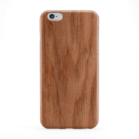 Unique Wood Grain Texture Full Wrap Protective Phone Case by UltraCases