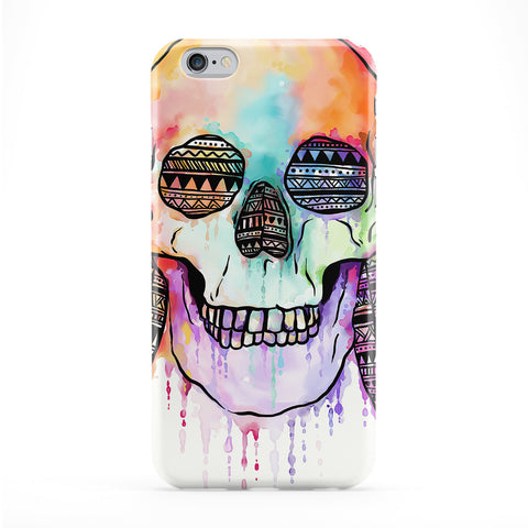 Watercolour Skull II Phone Case by UltraCases