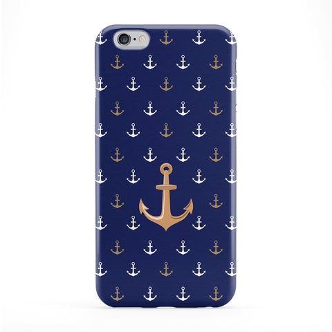 Anchors Pattern Full Wrap Protective Phone Case by UltraCases