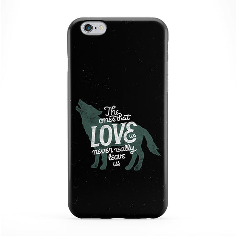 Never Leave Us Phone Case by WeAreYawn