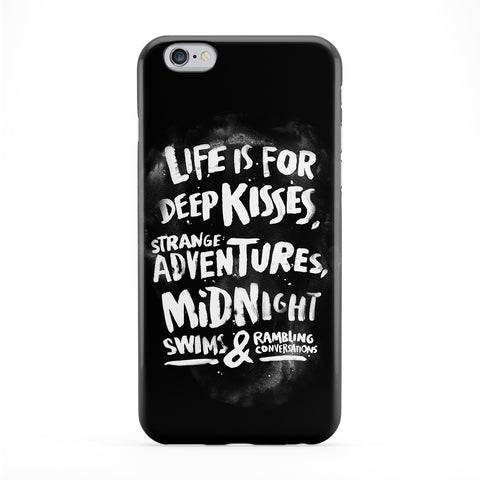 Life Is For Case for iPhone 6 by WeAreYawn