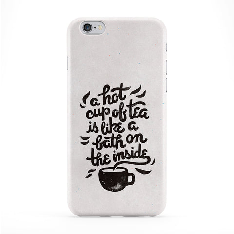 Hot Tea Case for iPhone 6 by WeAreYawn