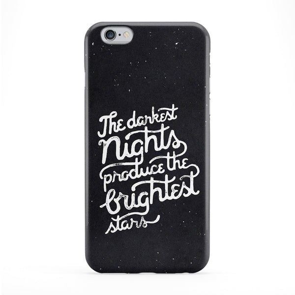 Darkest Nights Brightest Stars Phone Case by WeAreYawn