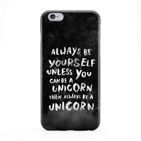 Always Be Yourself Full Wrap Protective Phone Case by WeAreYawn