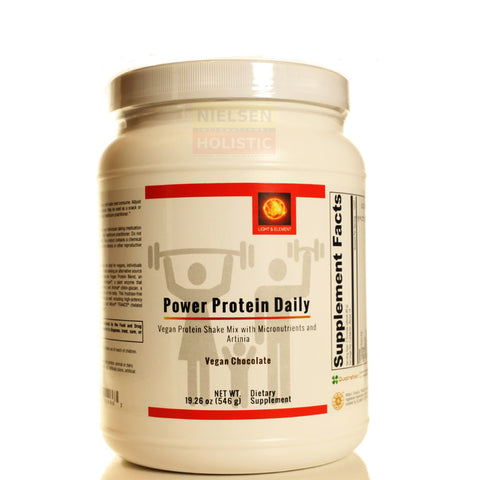 Actíf International® Power Protein Daily Vegan Chocolate - 546g - Patented Formula