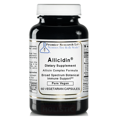 Premier Research Labs Alicidin™ --60 veggie capsules-