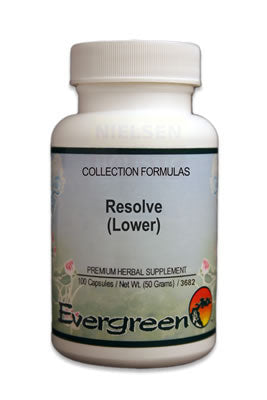 Evergreen Resolve (Lower) (100 Caps)