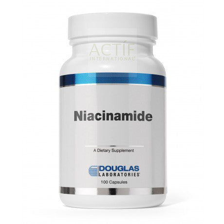 Douglas Laboratories Niacinamide 100 Caps