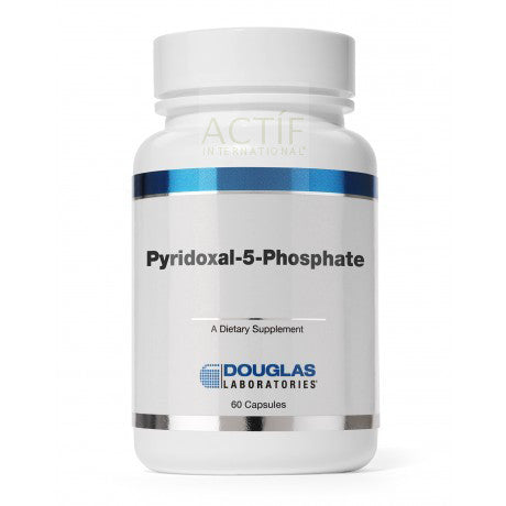Douglas Laboratories Pyridoxal-5-Phosphate 60 Caps