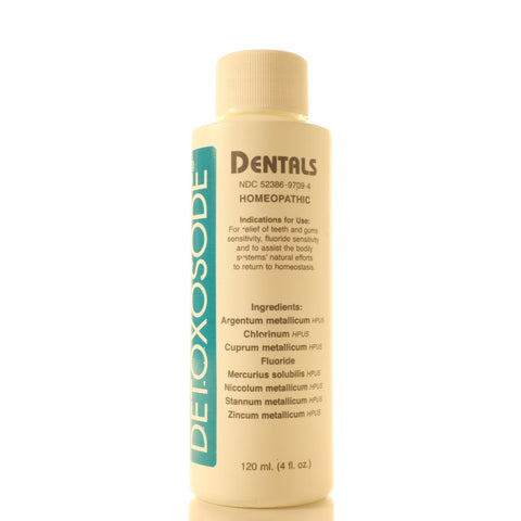 HVS Labs Detoxosode Dentals 4 fl. oz.