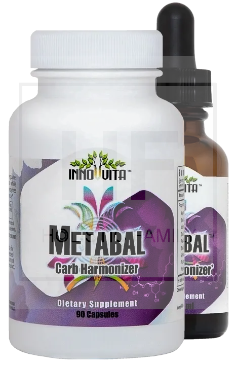 Metabal™ Liquid Drops (1 fl oz) InnoVita