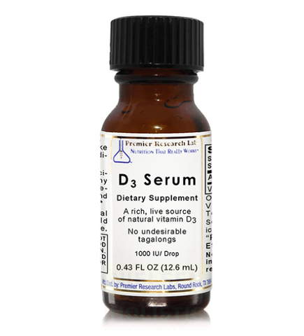 Premier Research Labs D3 Serum™ -- 0.5 fl oz