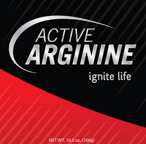 Active Arginine - ignite life!  10.50 oz  30 servings