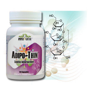 Inno-vita Adipo-Thin™ -- 90 veggie caps - Leptin Interaction