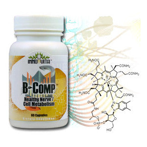 Inno-vita B-Comp™ -- 60 veggie capsules - Healthy Nerve / Cell Metabolism