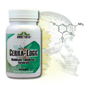 Inno-vita Cerra-Logic™ Liquid -- 1 fl oz -  Hindbrain, Midbrain and Forebrain