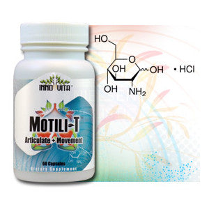 Inno-vita Motili-T™ -- 60 veggie capsules -  Articulate and Movement