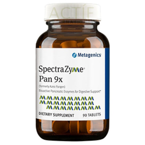 Metagenics SpectraZyme Pan 9X