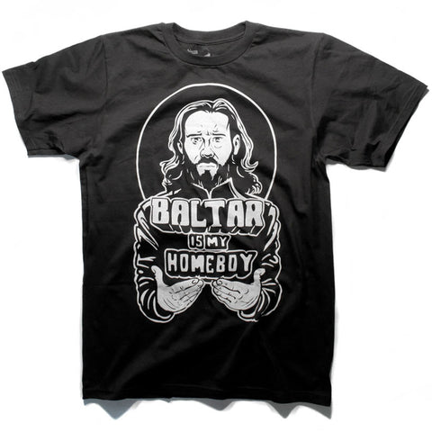 Baltar Is My Homeboy