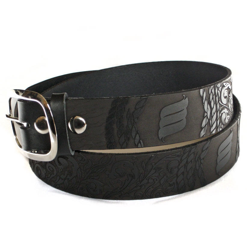 Pacificus Leather Belt
