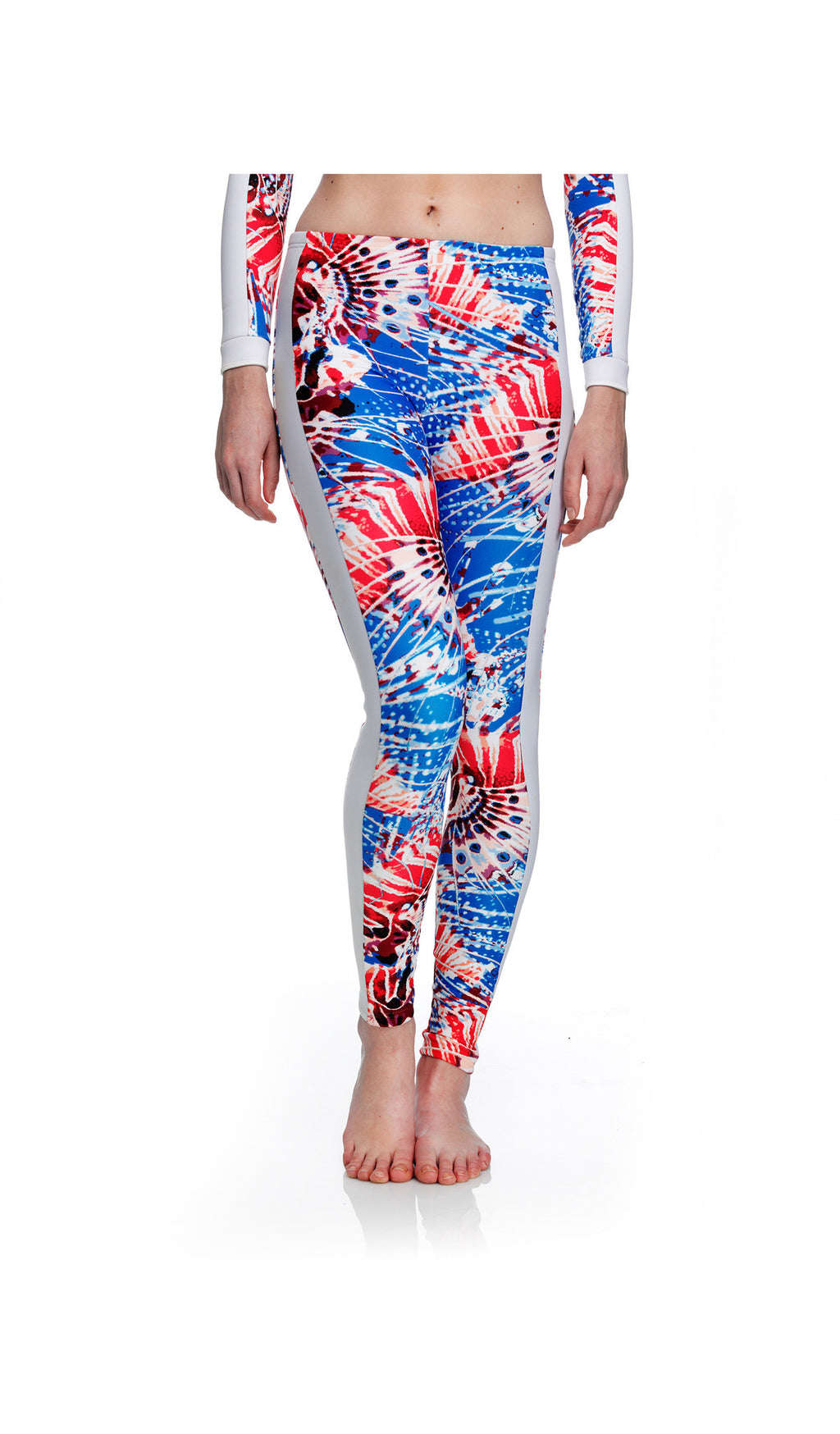 Lionfish Dive Leggings