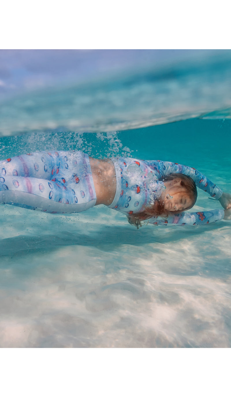 Jellyfish Dive Leggings